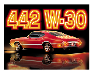Www Americanautoart Com Complete Line Of Feature Car Artwork